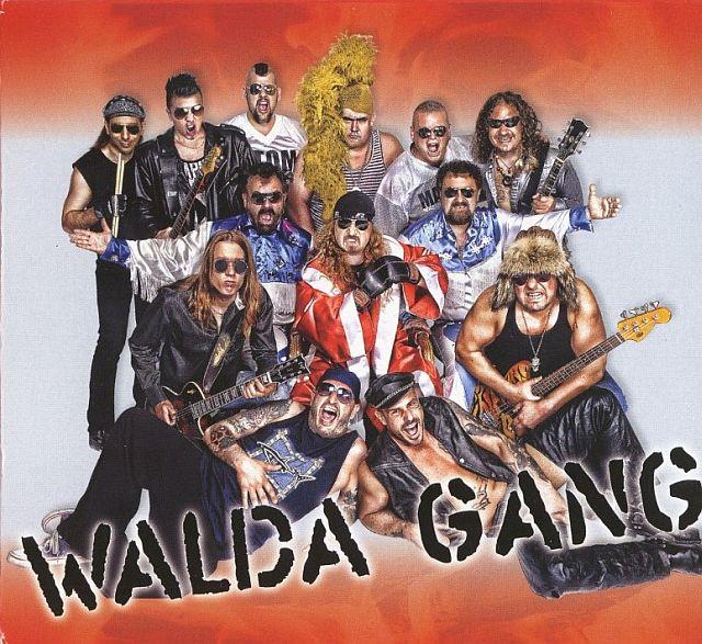 Opičáci Walda a Gang